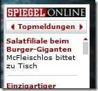 Spiegel_fleischlos