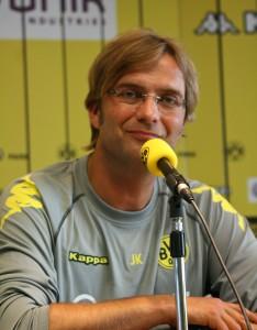 Fußballtrainer Jürgen Klopp (Quelle: Wikimedia)
