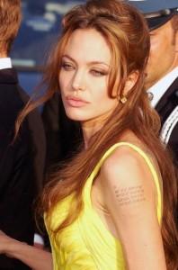 Angelina Jolie - vor der OP (Foto: Wikimedia)