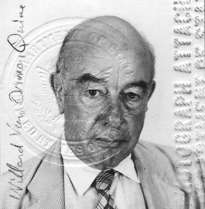 Philosoph Quine (Foto: Wikimedia)