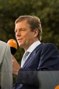 ZDF-Anchorman Claus Kleber (Foto: Wikimedia)