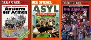 Spiegel-Cover 1990er Jahre