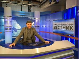 Murmansker Studio des russischen Staatsfernsehens (Foto: HH)
