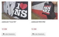 Nazi-Versand von Landtagskandidat